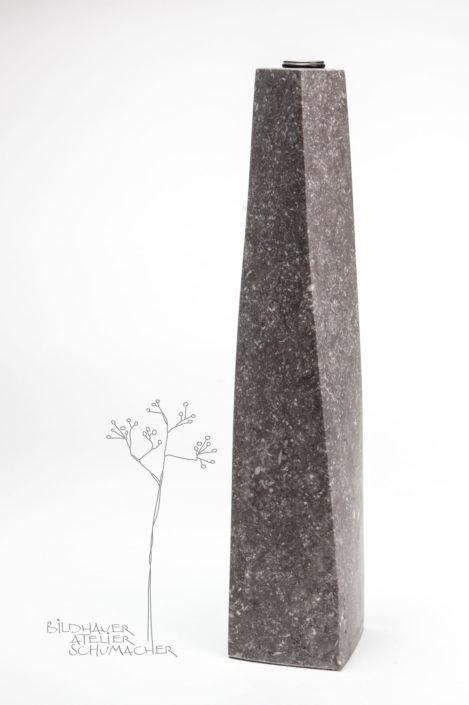 Blumenvase St.Michel Kalkstein