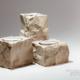 Kerzenhalter aus Comblanchien Kalkstein